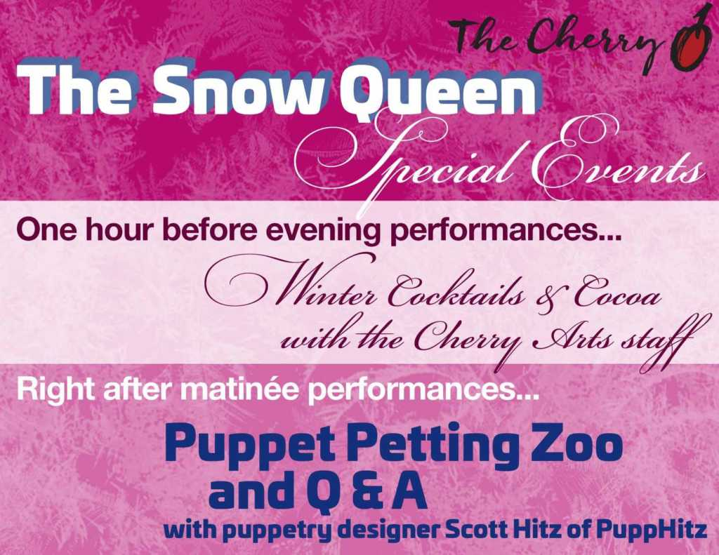 Snow Queen events