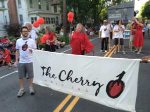 The Cherry at Ithaca Fest Parade 2016